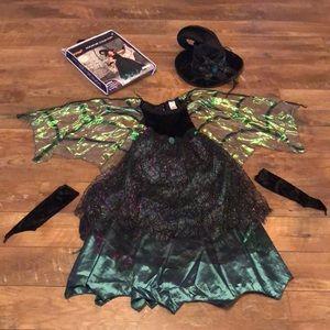 Emerald Enchantress Costume